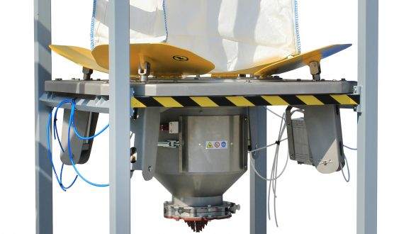 discharge systems for big-bags