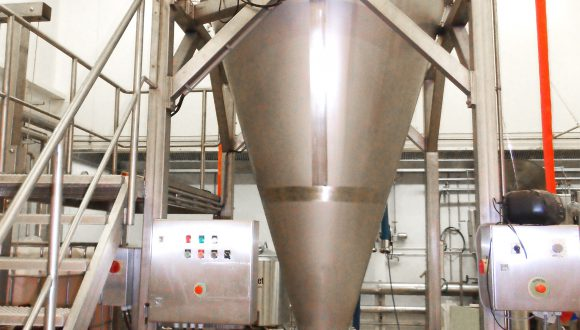 conical mixer manufacturer Nauta mixer