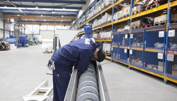 spiral screw conveyor manufacturing