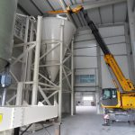 Industrial mixers maintenance service