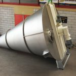 Manufacturing industrial mixer