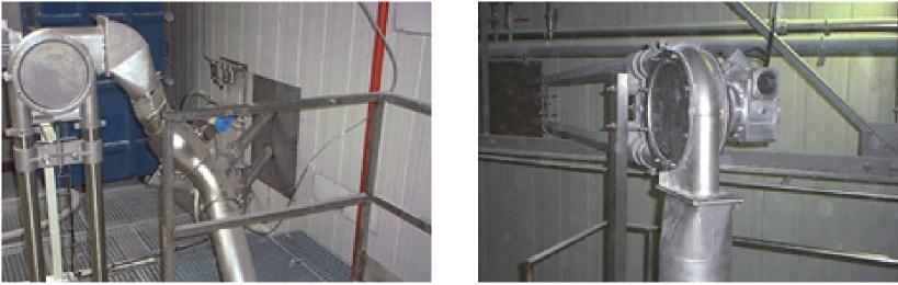 Aeromechanical conveyor manufacturer