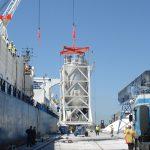 silo storage for minerals