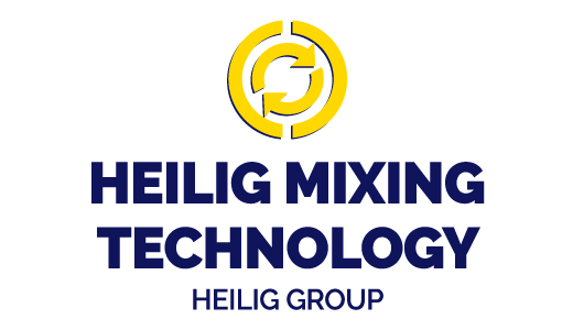 New name and new logo for Heilig Mixing Technology